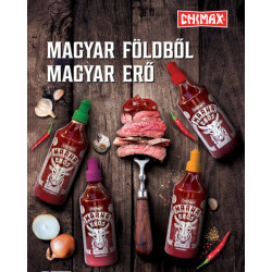 ChiMax - Marha Erõs Chili saus 500ml
